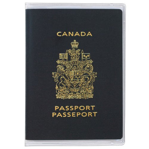 StoreSMART Plastic Canadian Passport Cover - - RSPC2010CAN-5
