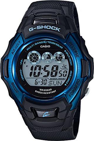 Casio Men's G-Shock black watch