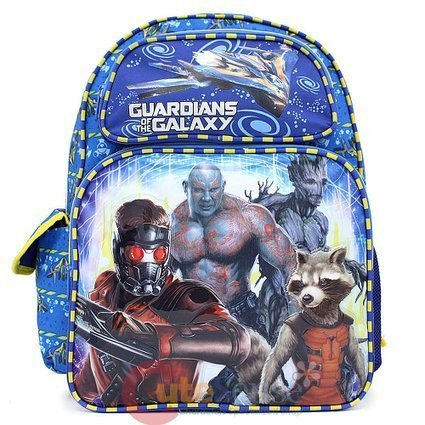 Guardian of the Galaxy - 16  Backackpack - Star Lord