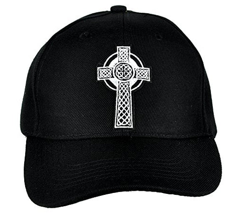 a58e1b3087caf Tombstone Celtic Cross Hat Baseball Cap Goth Clothing Holy Relic Vikings  Mythology