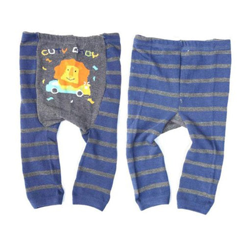 Wrapables Baby & Toddler Leggings, Cuty Baby - 12 to 24 Months