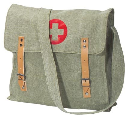 Swiss Flip Satchel