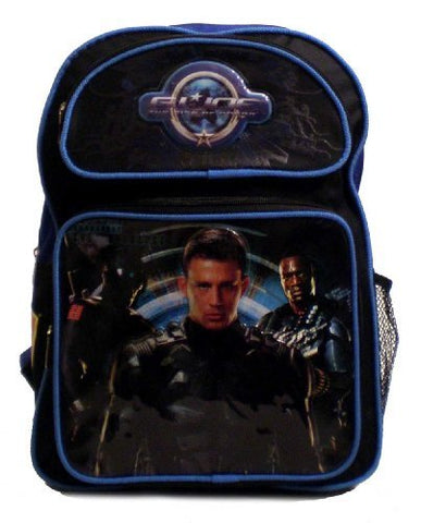 GI Joe The Rise of Cobra Large Backpack