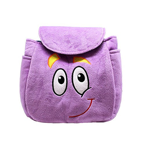 Dora the Explorer Plush Backpack