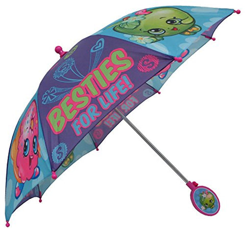 Shopkins Apple Blossom and D'lish Donut Girls Umbrella