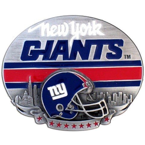 Nfl New York Giants Belt Buckle