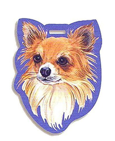 Westport  Luggage Tag Chihuahua  Haired, Long