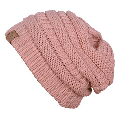 outdoor skiing (US Seller)-Pink_Winter Hat Cap Fashion Cap