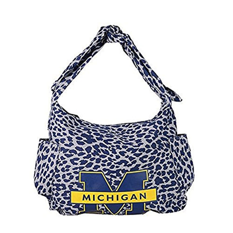 Michigan Wolverines Mendoza Handbag Backpack