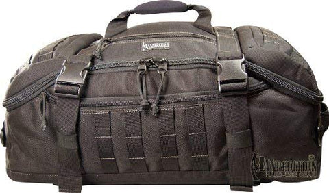 Maxpedition Fliegerduffel Adventure Bag, Black