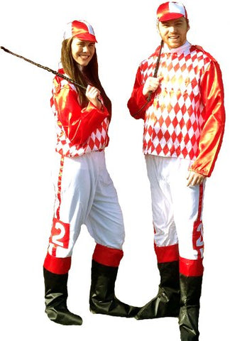 Adult Jockey Costume Std
