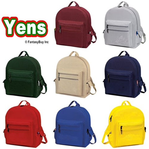 Yens Fantasybag All Purpose Backpack-Yellow, 6BP-03