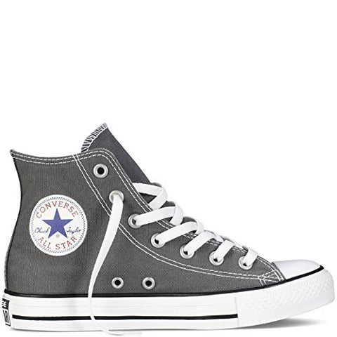 Converse Chuck Taylor All Star High Top Charcoal 1J793 Mens 13