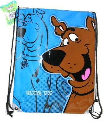 Scooby Doo Draw String bag