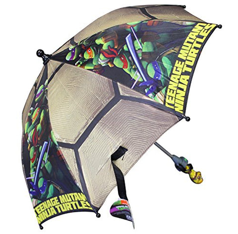 Teenage Mutant Ninja Turtles  Shell Brothers  Umbrella - brown multi, one size