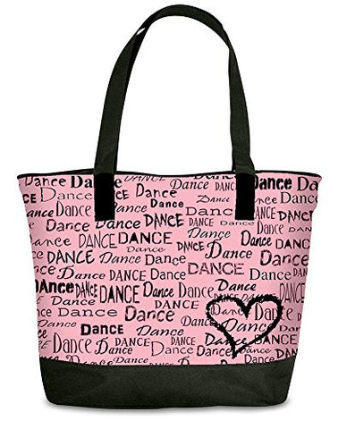 Dance Is In My Heart tote