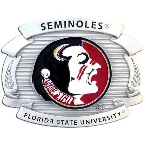 Florida St. Seminoles Oversized Buckle