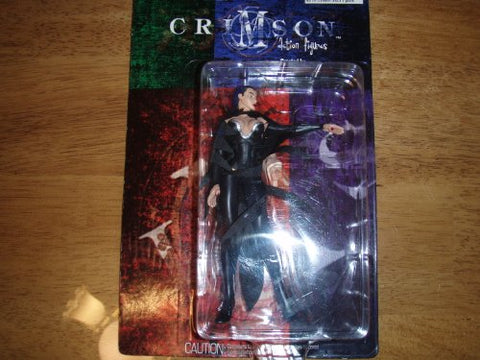 Crimson Action Figures Lisseth