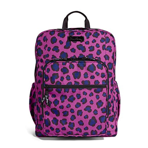 Vera Bradley Women's Lighten Up Medium Backpack Leopard Spots