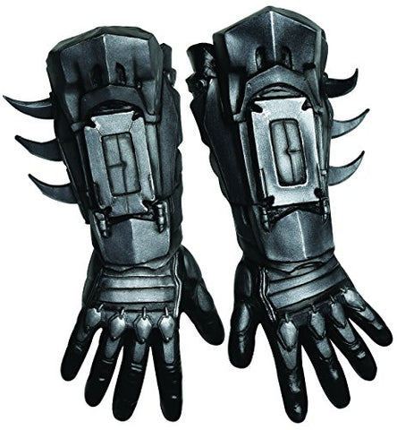 Deluxe Batman Gloves Costume Accessory