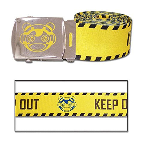 Psycho Pass - Keep Out Fabric Belt