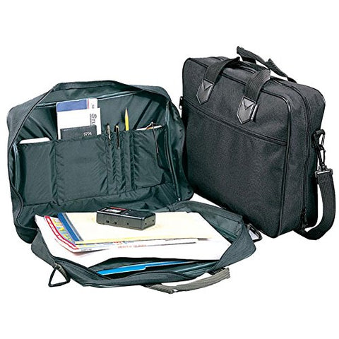 Soft-Side Briefcase [Set of 2] Color: Black