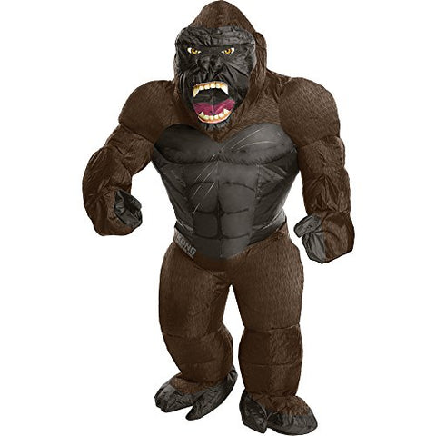 Rubie's Costume Kong: Skull Island Child's Inflatable King Kong Costume, Multicolor, One Size
