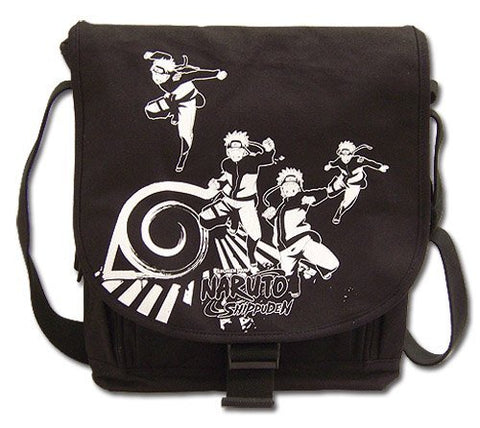 Naruto Shippuden: Shadow Clones Anime Messenger Bag