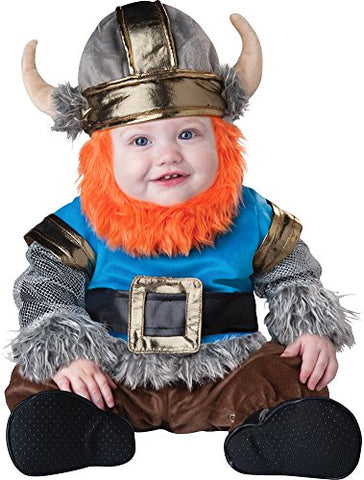 Lil Viking Toddler Costume 12-18 Months - Toddler Halloween Costume