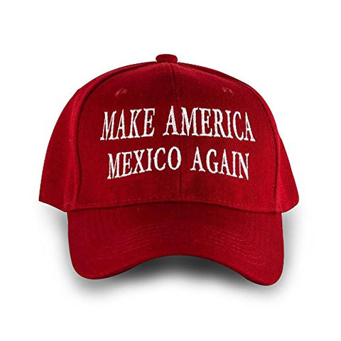 MAKE AMERICA MEXICO AGAIN Funny Parody 2016 President Cap-Dad Hat
