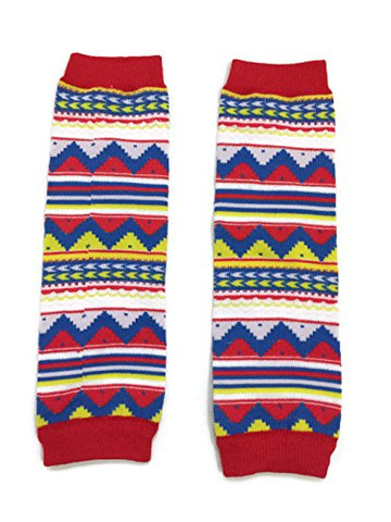 KWC American Indian Tribal Chevron Baby Toddler Leg Warmer Mountain Range