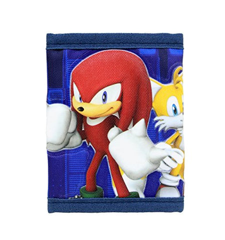Sonic the Hedgehog Trifold Wallet #SH30167