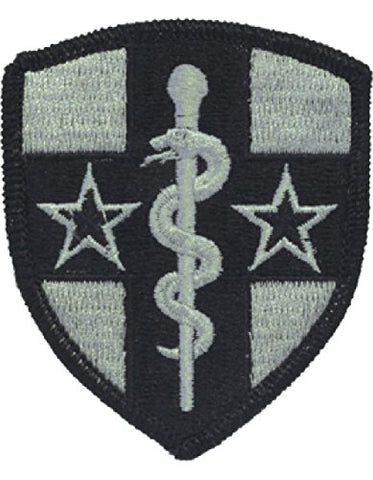 USAR Medical Command ACU Patch Foliage Green