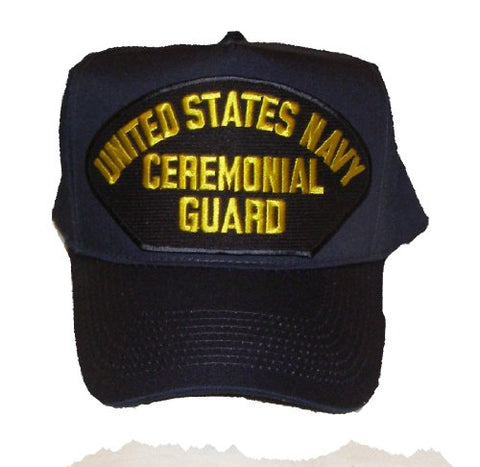 United States Navy Ceremonial Guard Hat - Veteran Owned Business