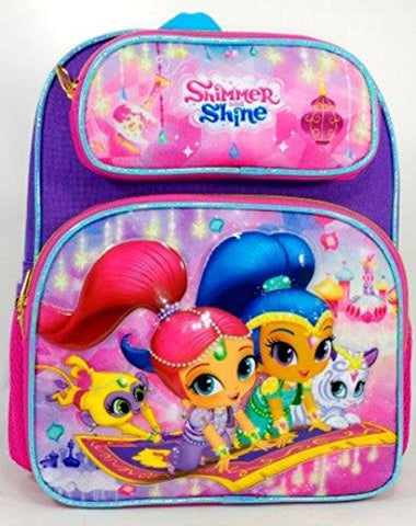 1 PC. Toddler Shimmer & Shine Backpack