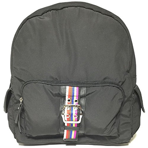 Tyler Rodan Black Oxford Backpack