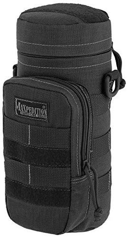 Maxpedition Bottle Holder, Black