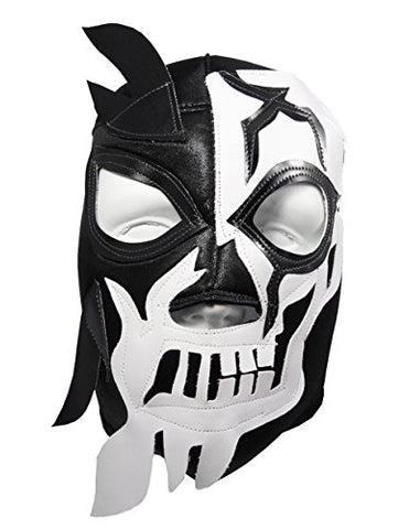 HALLOWEEN SKULL Lucha Libre Wrestling Mask (pro-fit) Costume Wear