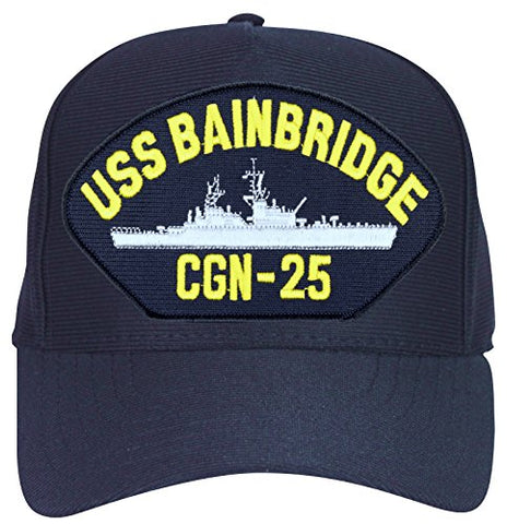 USS Bainbridge CGN-25 Ship Cap