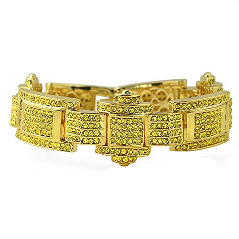 Hip Hop Bracelet Unique Style in Lemonade
