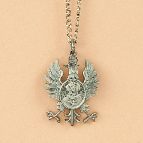 Necklace - Matka Boska Eagle