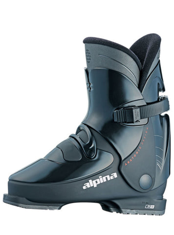 Alpina R4 Rear Entry Ski Boots Black 30.5