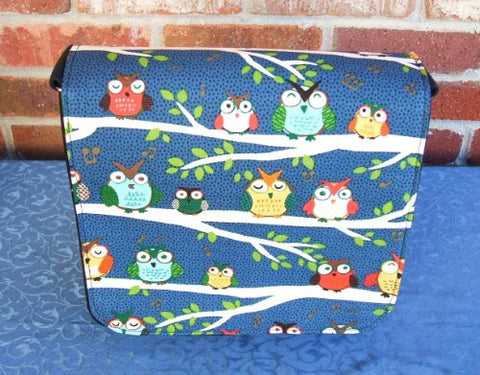 Smart Owl Messenger Bag
