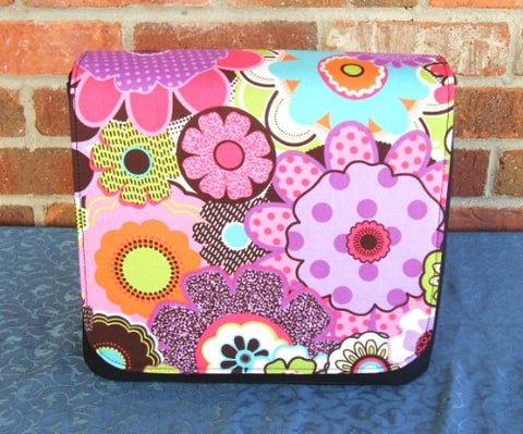 New Colorado Flowers Collection Messenger Bag