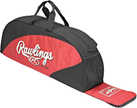 Rawlings Playmaker Youth Player Bag (Scarlet)