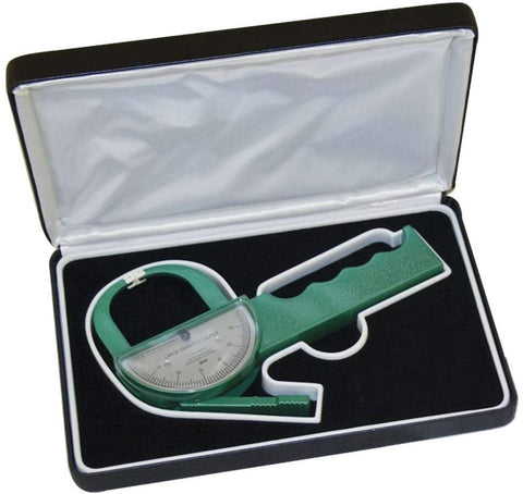 Seko Usa Lange Skinfold Caliper With Case, Green