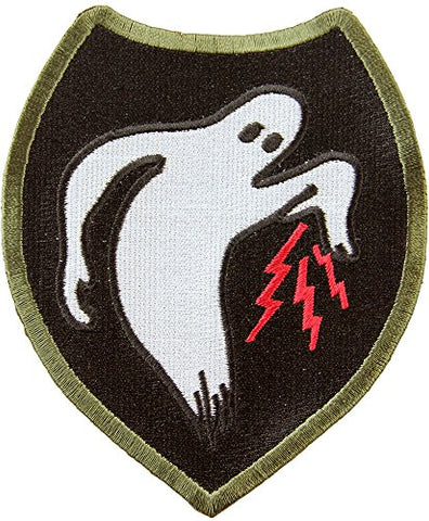 Army 23rd Headquarters Special Troops (Ghost Army) Patch Full Color