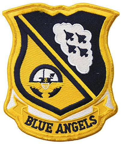 Blue Angels Patch Full Color