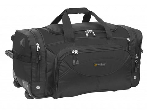 Outdoor Products O'Hare Rolling Travel Bag, 83.5-Liter Storage