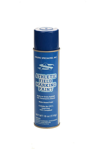 Athletic Specialties Field Marking Paint Case Of 12 Cans